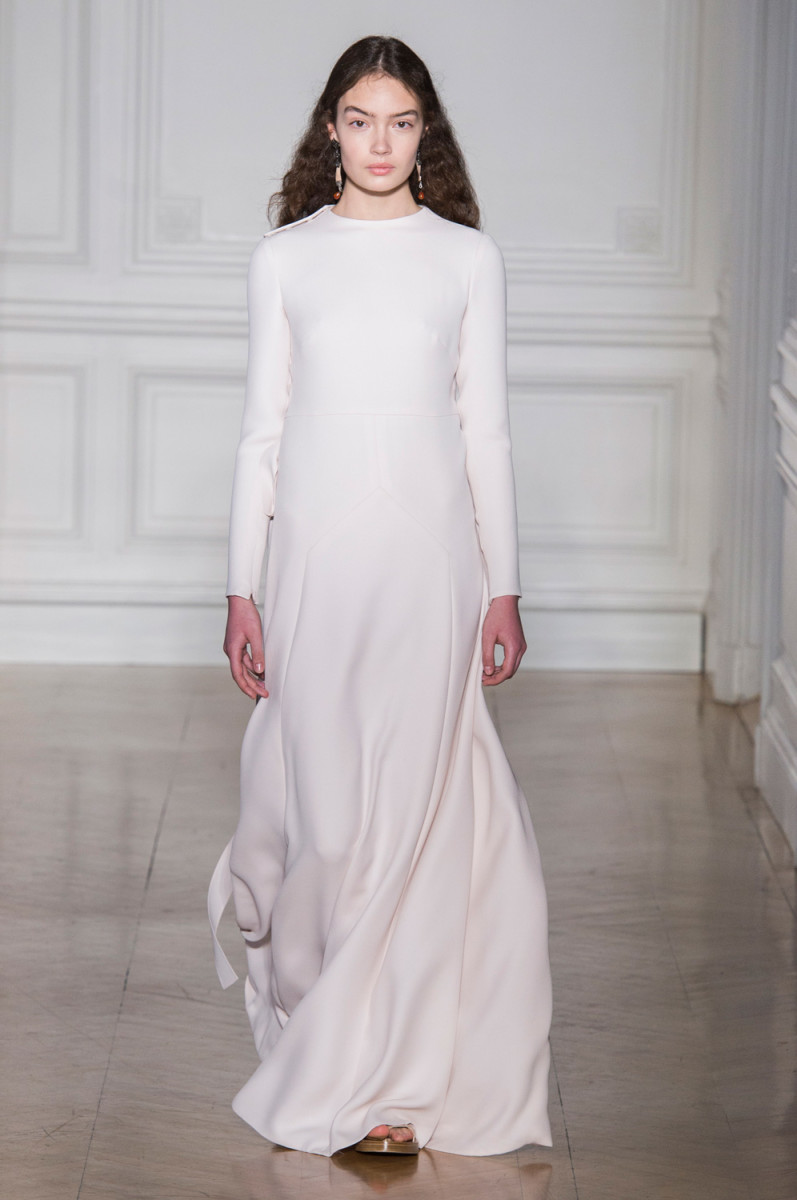 fc72770bf96fa A look from Valentino Spring 2017 Haute Couture. Photo: Imaxtree
