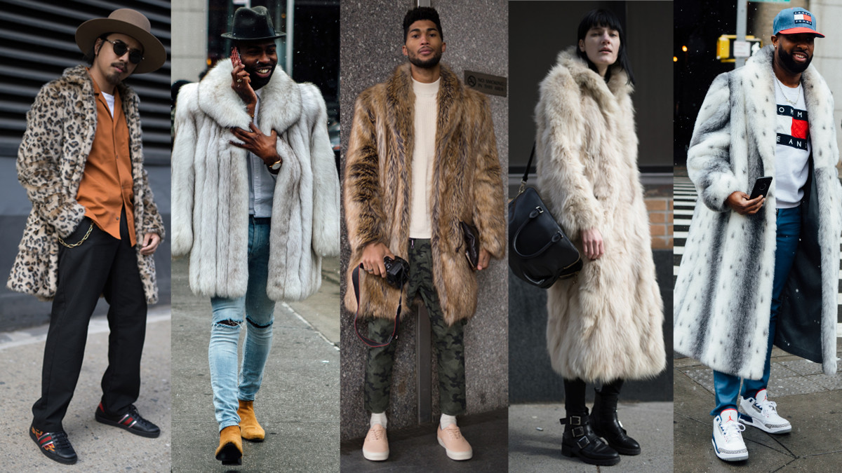 Fashion week Fall Mens fashion for lady