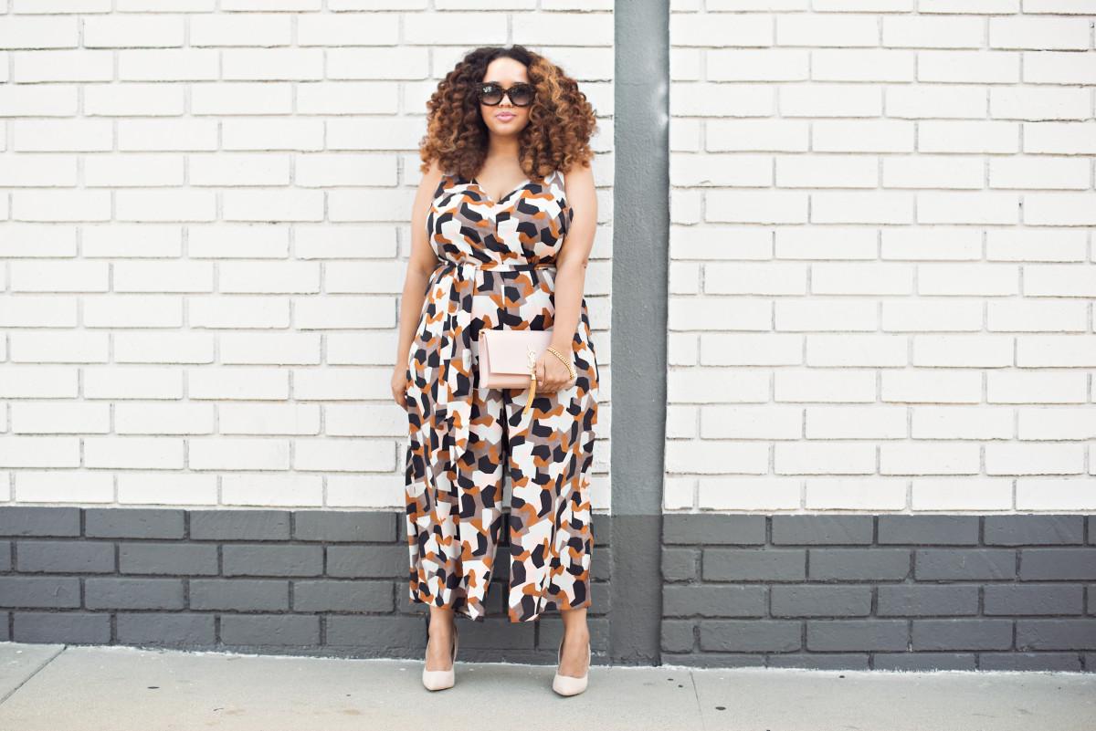 Fashion blogger Gabi Gregg. Photo: Courtesy