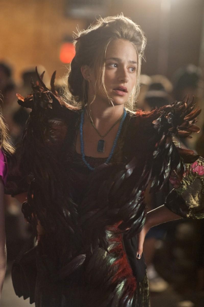 Jessa in season one. Photo: HBO