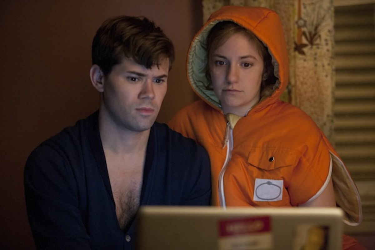 Elijah and Hannah in season two. Photo: HBO