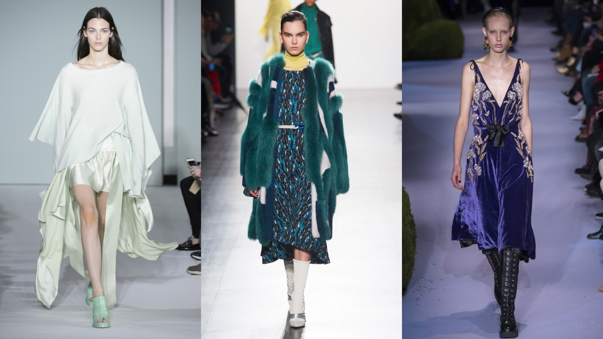 Looks from day four of New York Fashion Week.