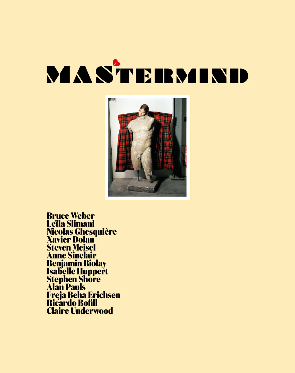 The cover of the debut 'Mastermind.' Photo: courtesy of Mastermind