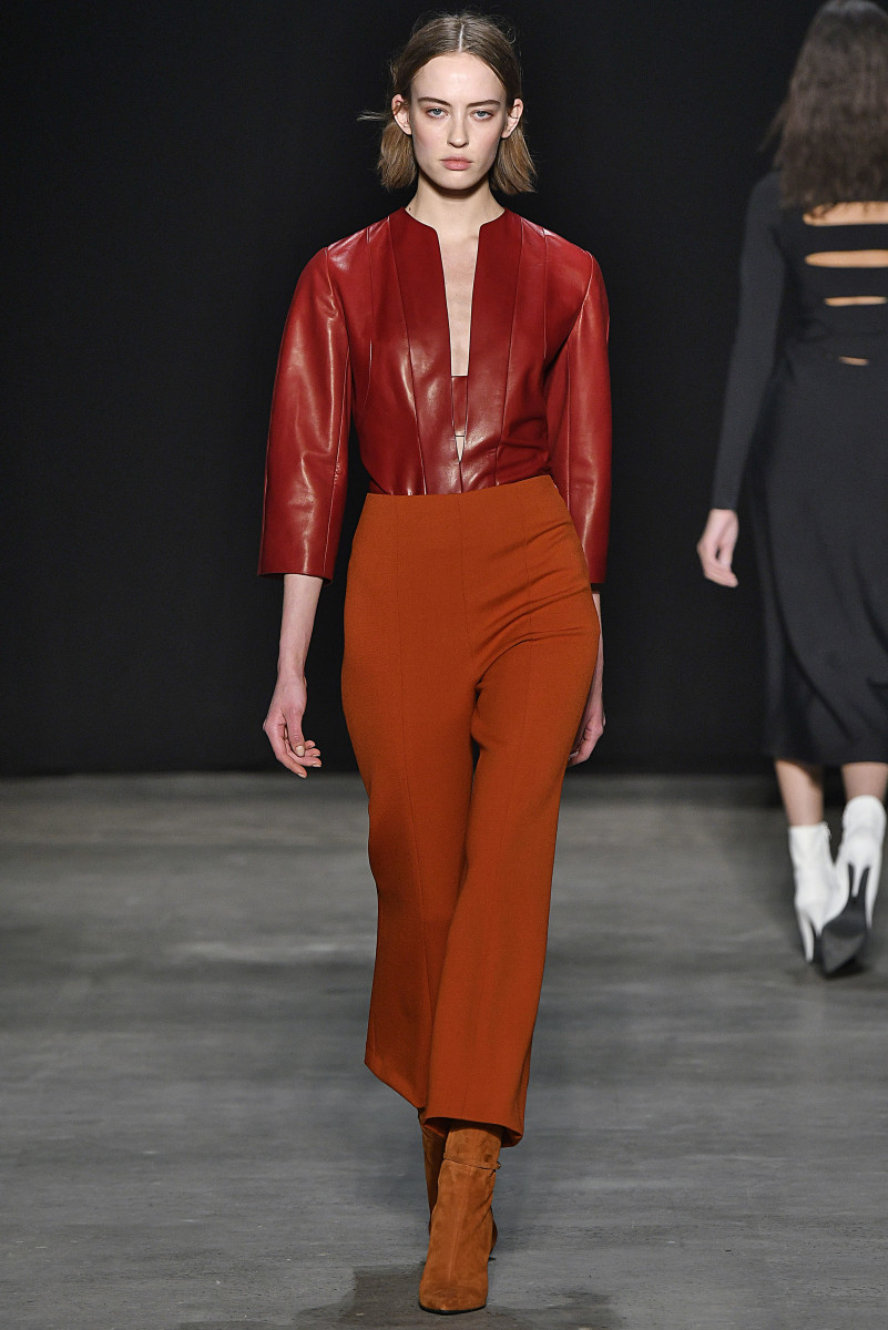 Narciso Rodriguez Fall 2017. Photo: Narciso Rodriguez