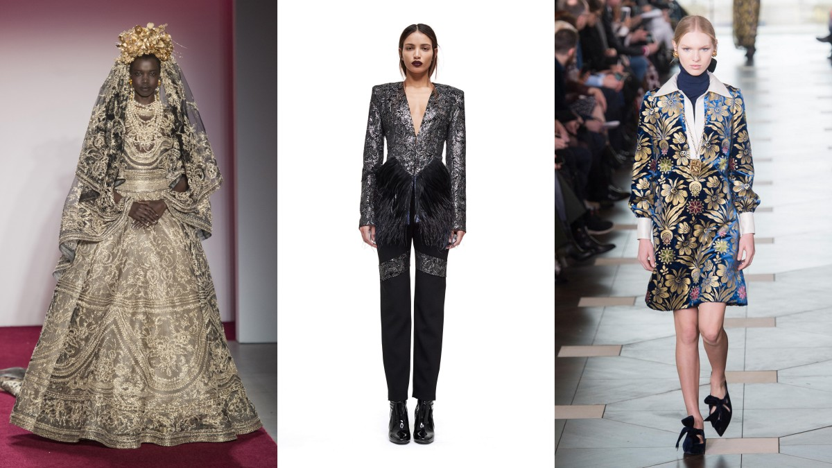 Looks from day six of NYFW.