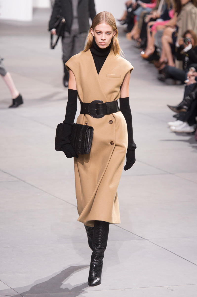 Michael Kors Collection Fall 2017. Photo: Imaxtree