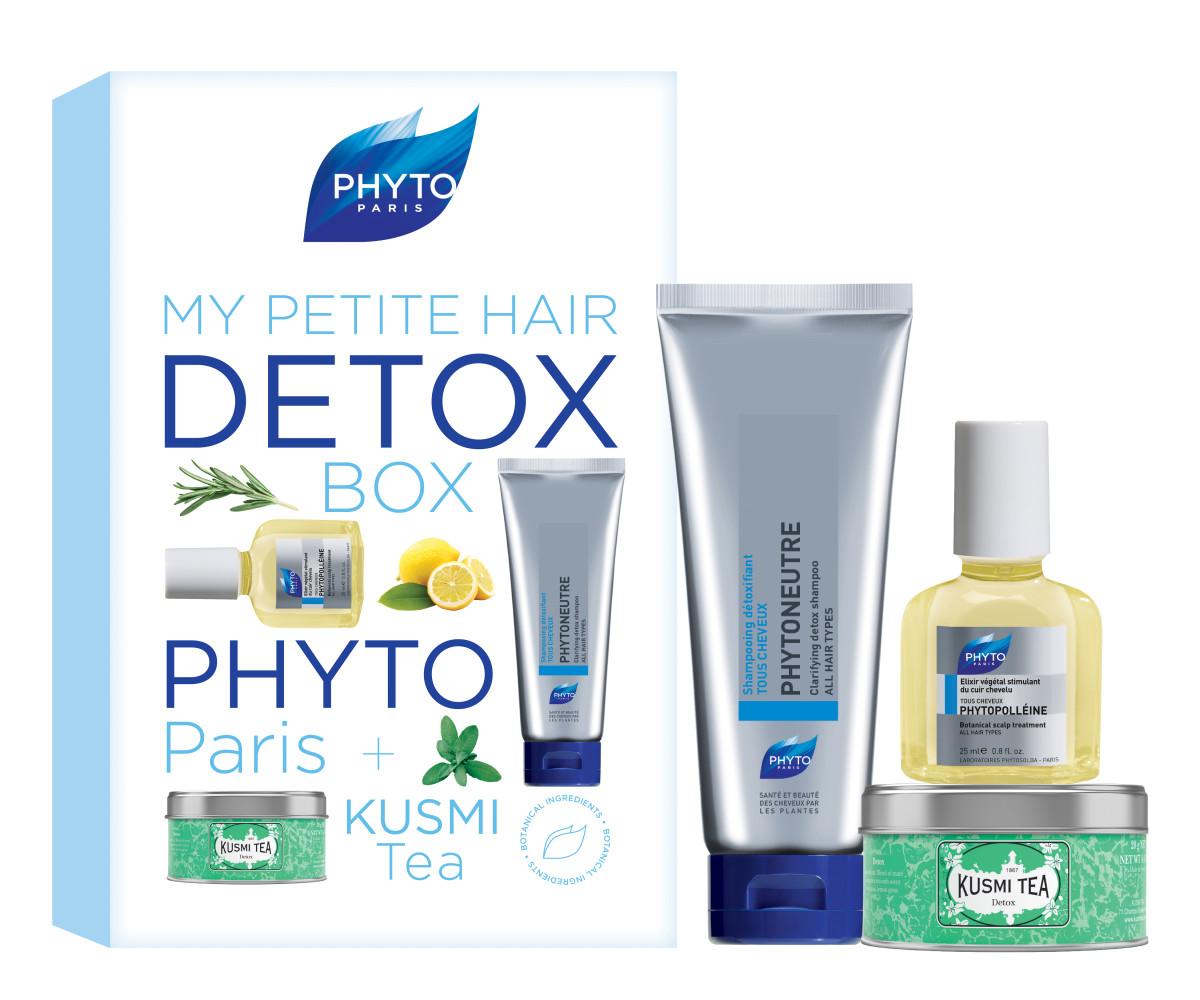 Phyto Paris My Petite Hair Detox Box, $59, available at Phyto