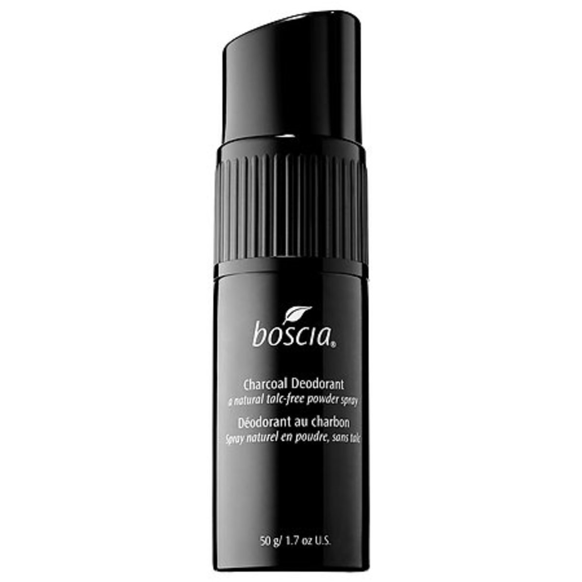 Boscia Charcoal Deodorant, $20, available at Sephora.