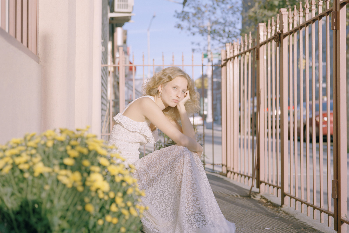 Photo by Nguan, courtesy of Petra Collins