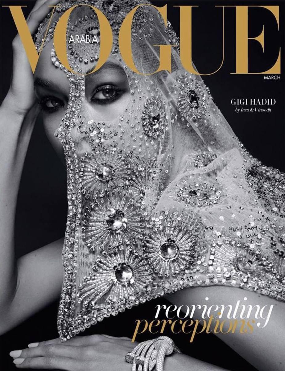 Photo: Inez & Vinoodh for Vogue Arabia