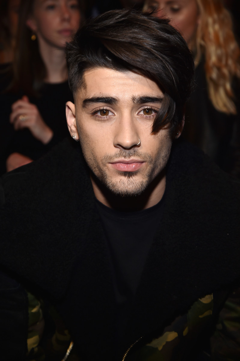 Zayn Malik And His New Hair Were The Best Part Of Balmain