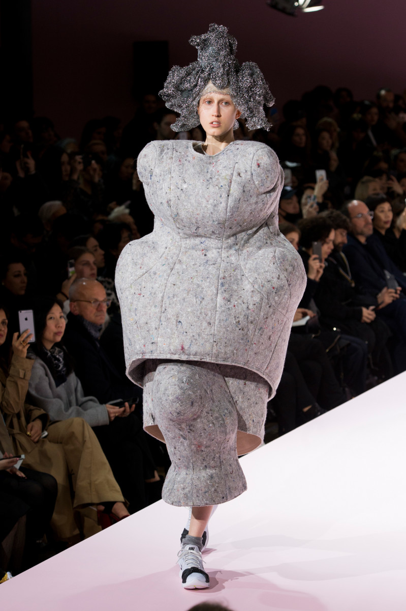 Ejemplo de haute couture