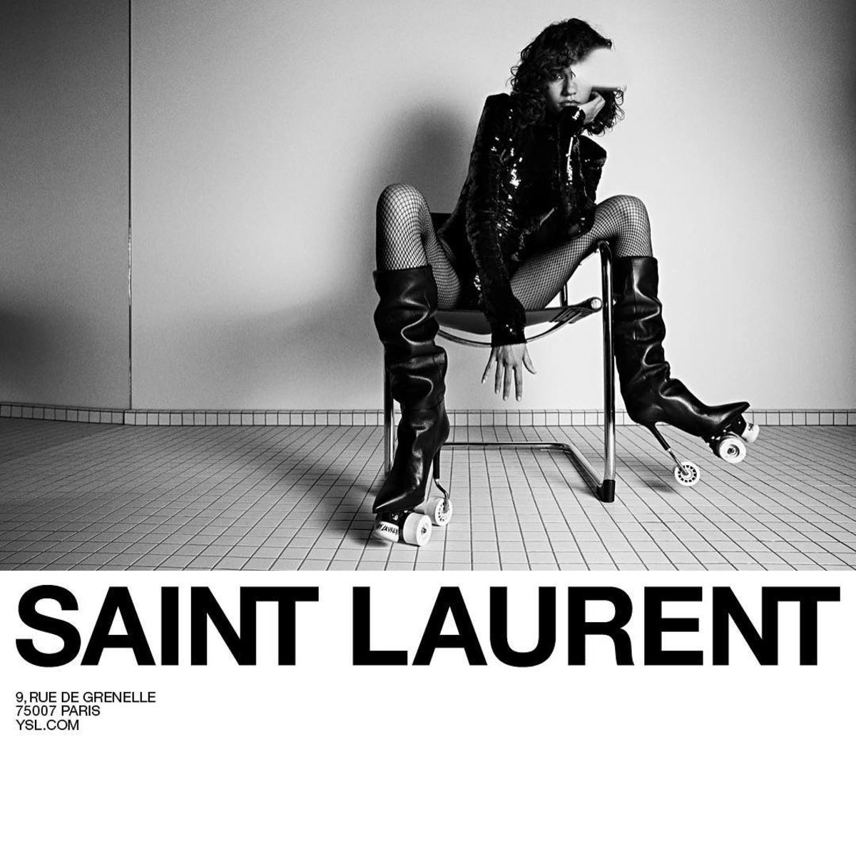 Photo: @ysl/Instagram