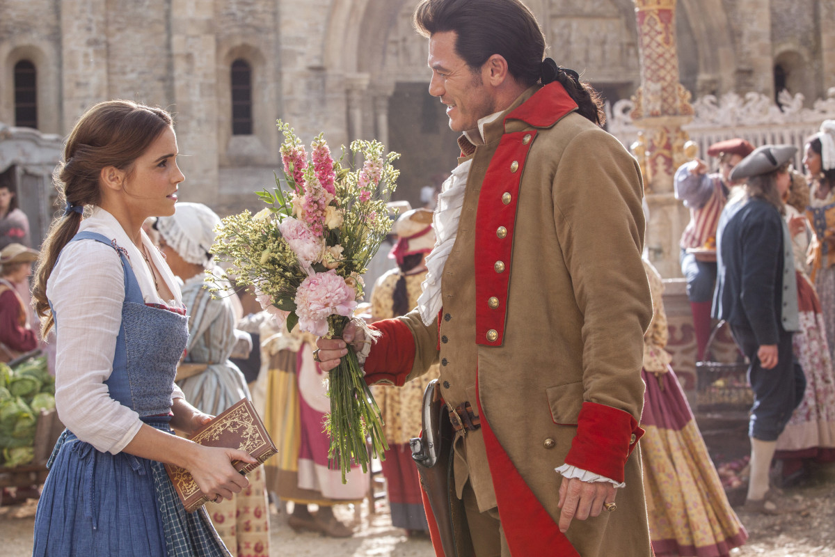 How The Beauty And The Beast Costume Designer Worked With Emma Watson To Bring A Modern Emancipated Belle To Life Fashionista