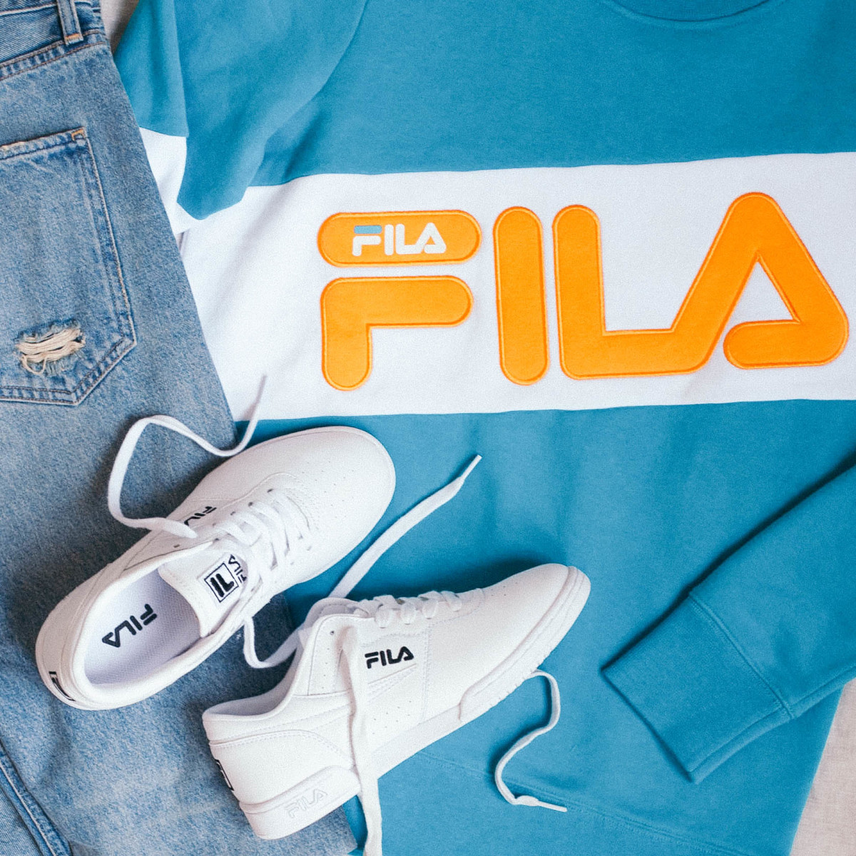 O-fits. Photo: FILA