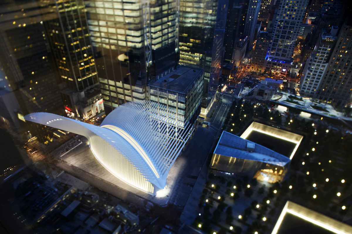 The Oculus. Photo: Westfield