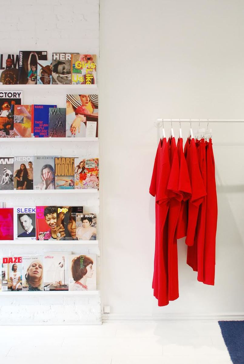 The interior of Soop Soop, a clothing, print and lifestyle boutique located on Dundas West. Photo: Soop Soop