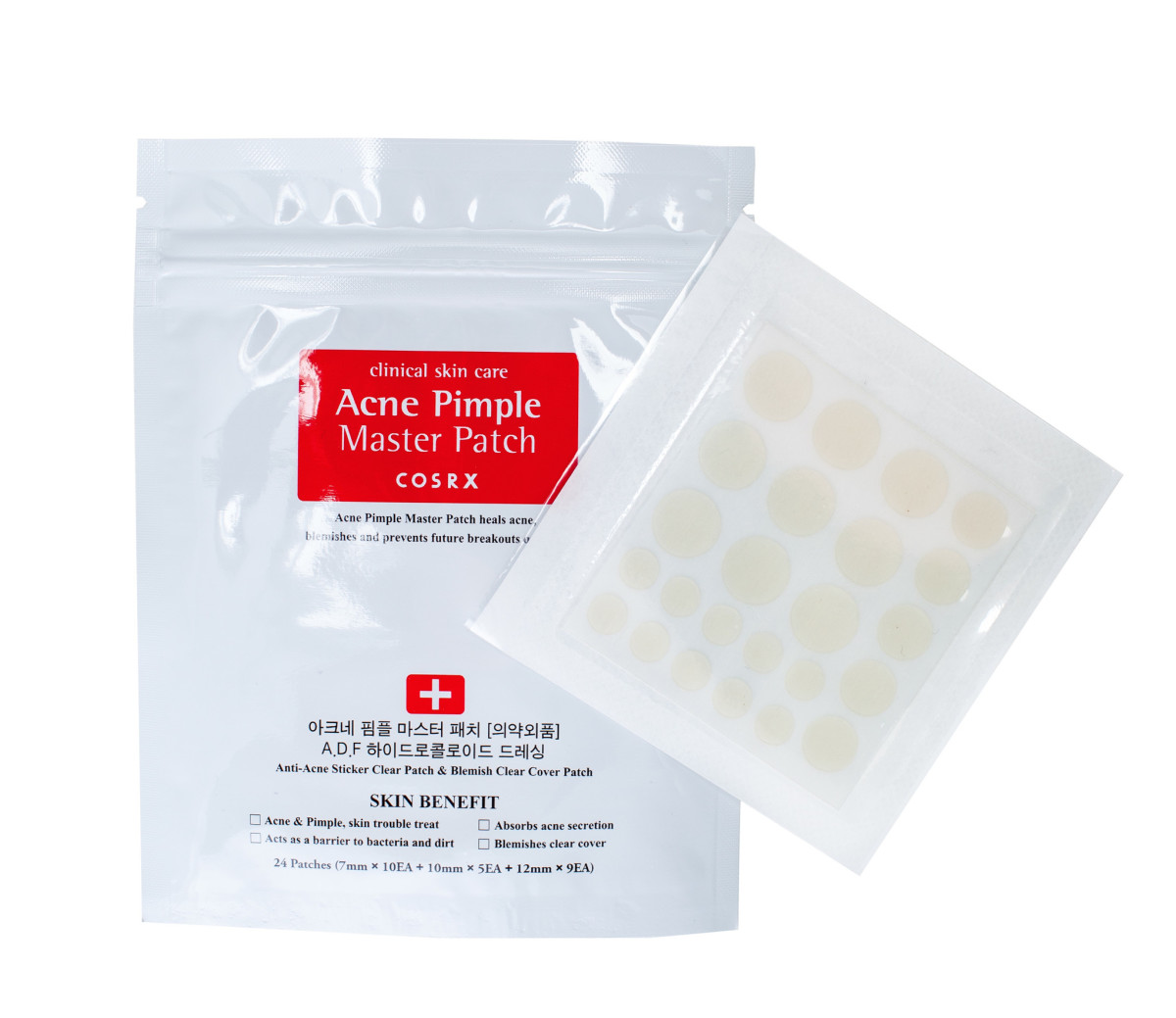 CosRx Acne Pimple Master, $5, available at Soko Glam. Photo: Courtesy of CosRx