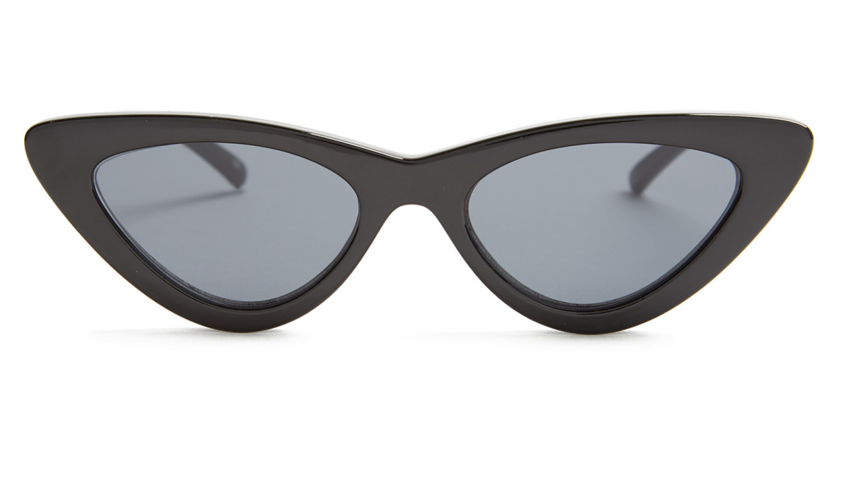 "Adam Selman x Le Specs ""The Last Lolita"" sunglasses, £75, available at Very Exclusive."