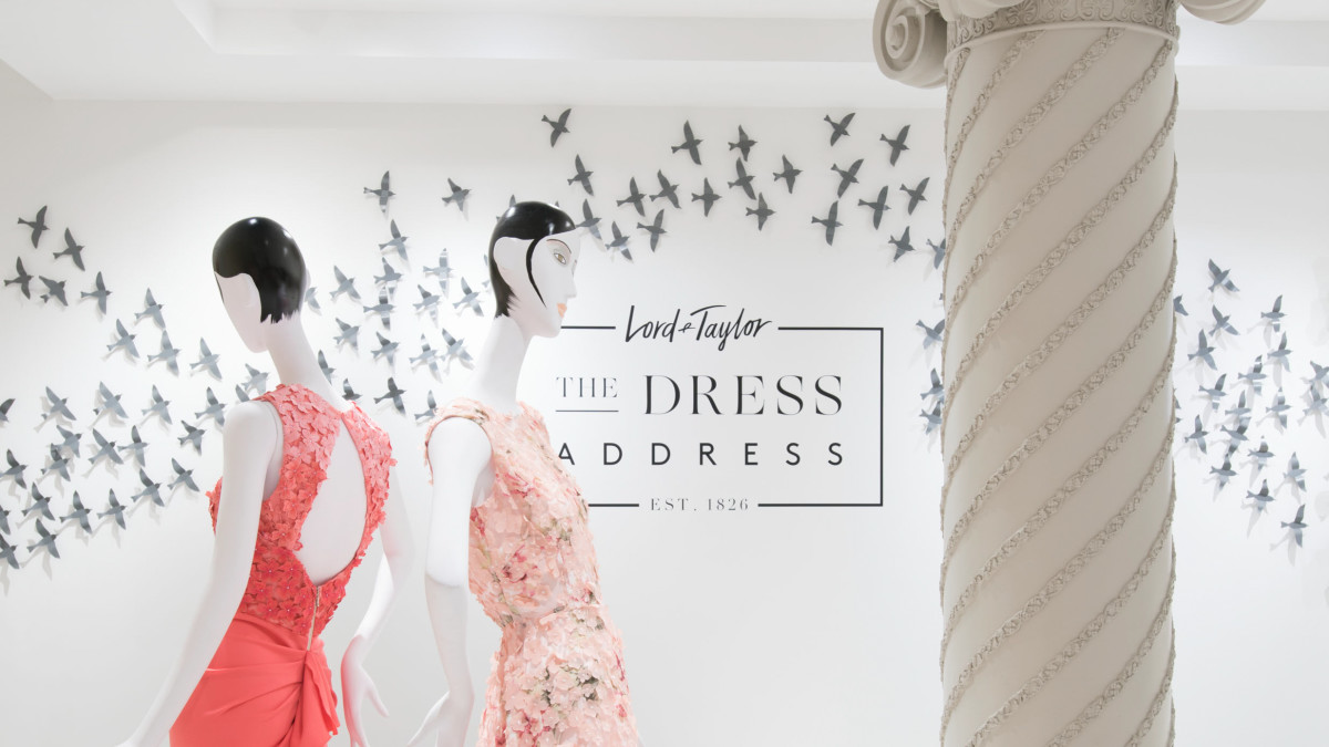 Lord & Taylor Hopes To Lure Customers With the Largest Dress Floor ...