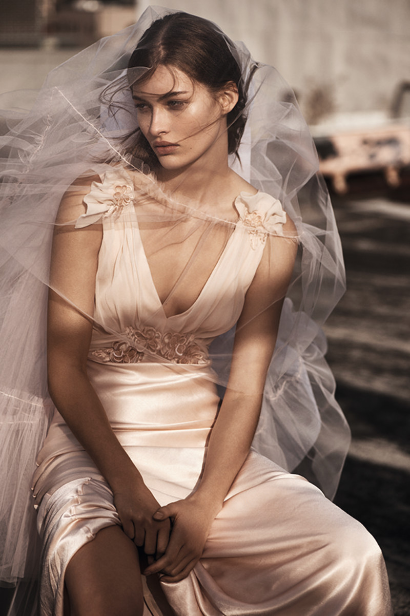 Grace Elizabeth for Topshop bridal. Photo: Topshop