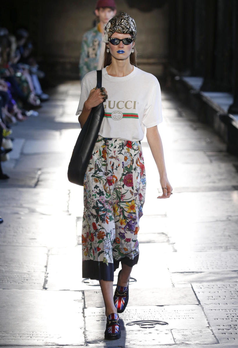 460593b4f50 Gucci to Show Cruise 2018 Collection in Florence - Fashionista
