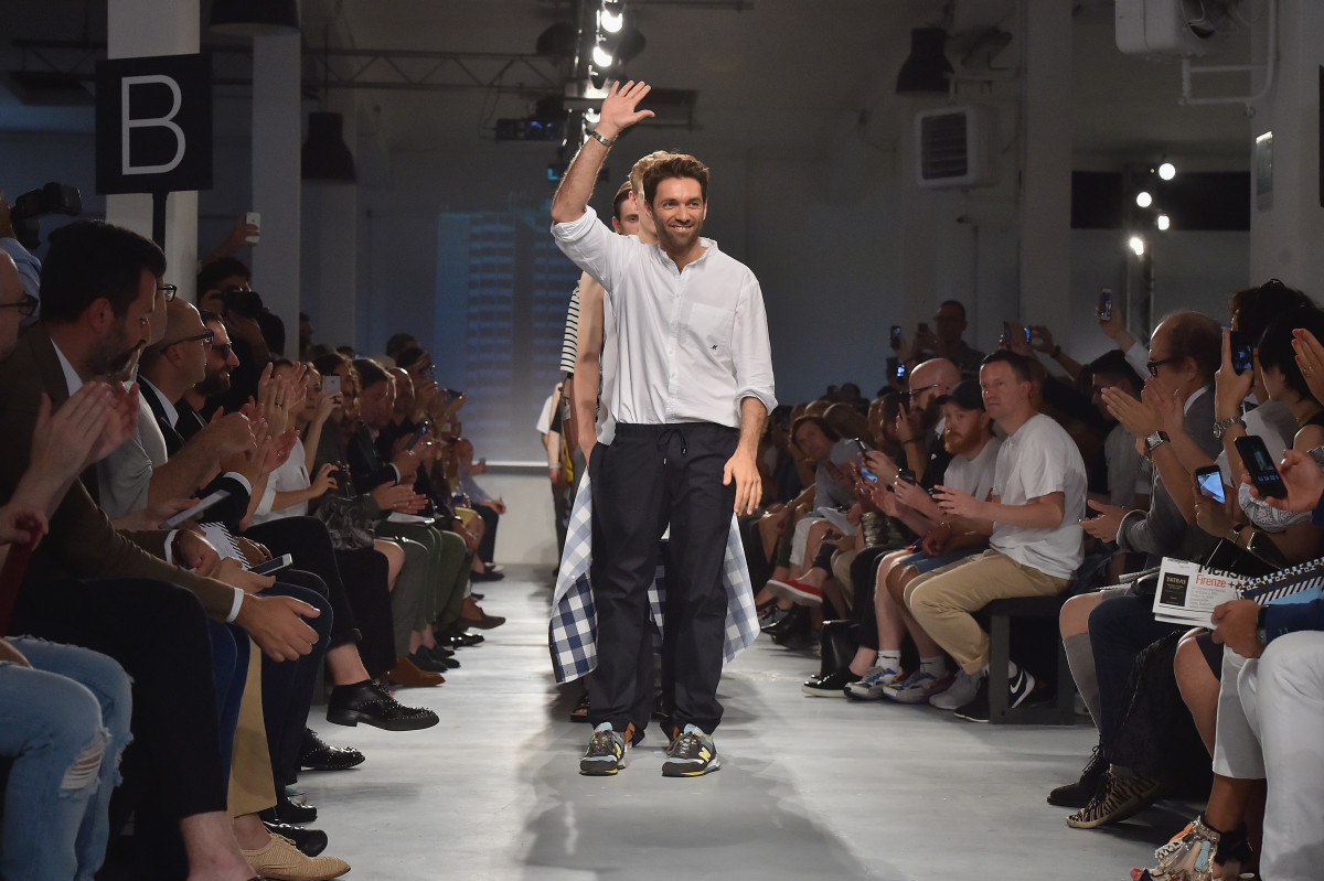 Massimo Giorgetti. Photo: Jacopo Raule/Getty Images