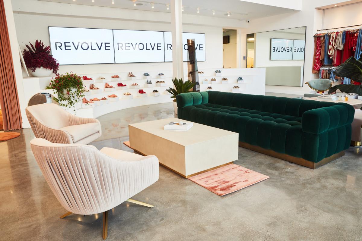 The revamped Revolve Social Club. Photo: courtesy of Revolve