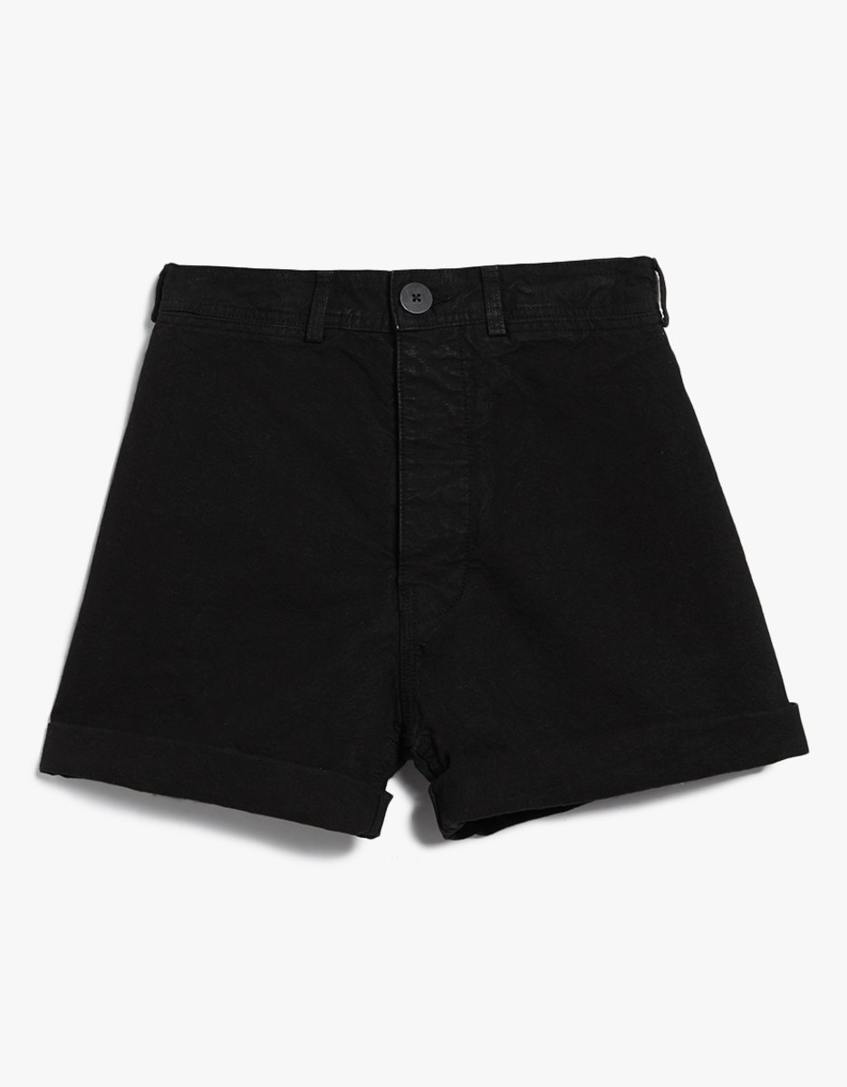 Jesse Kamm Cut Offs, $276, available at Need Supply.