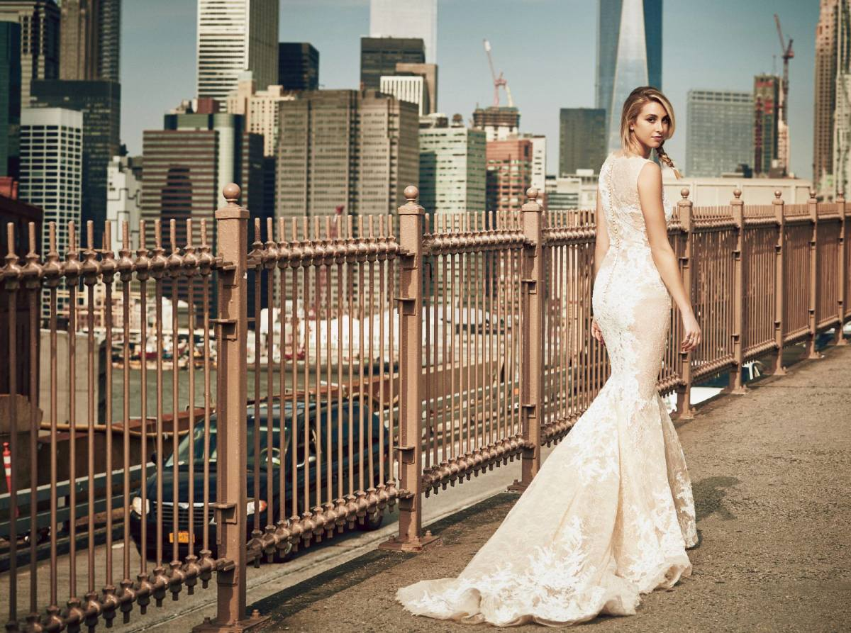 How Dressing Influencers For Their Weddings Pays Off For Bridal ...