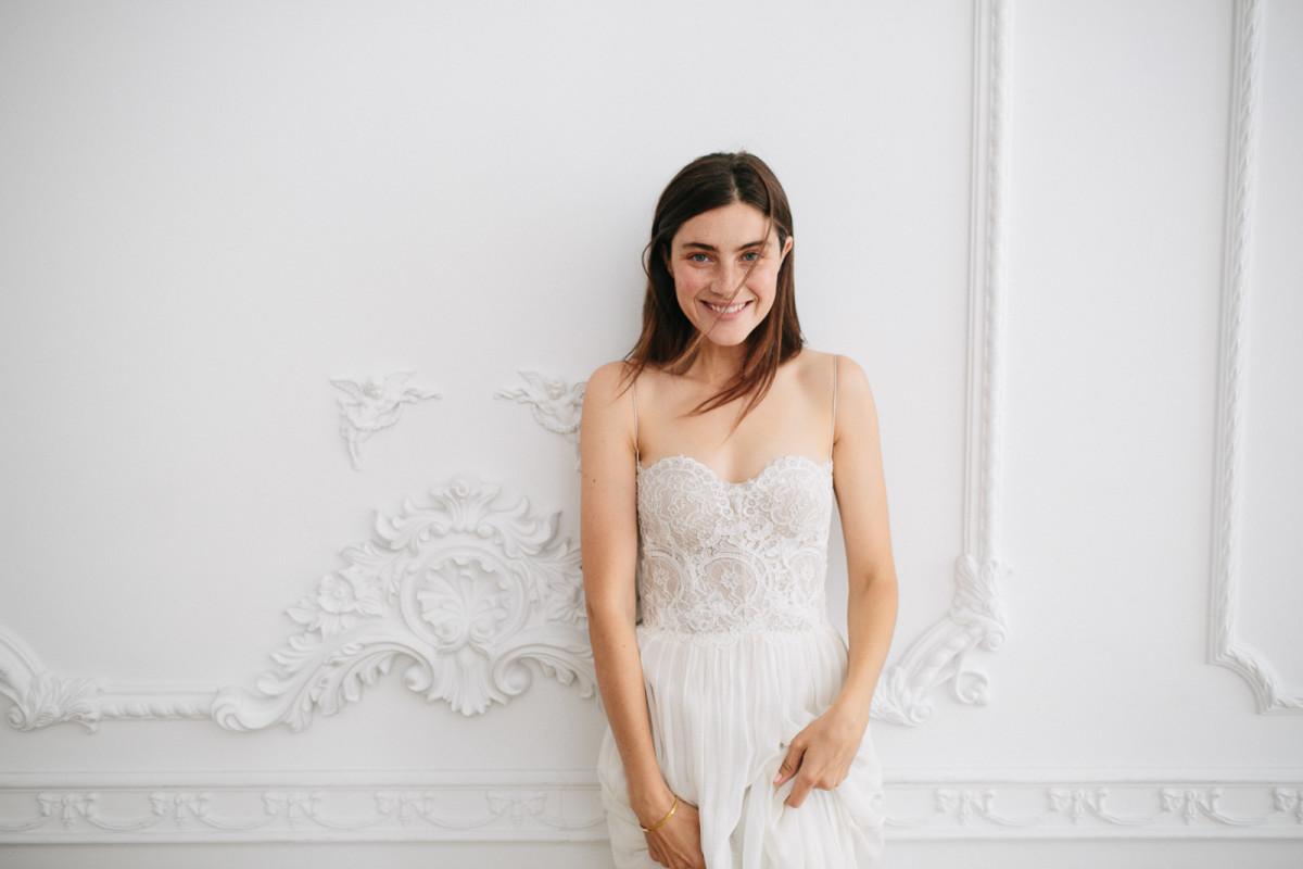 Anna Speckhart for Lovely Bride. Photo: courtesy Lovely Bride