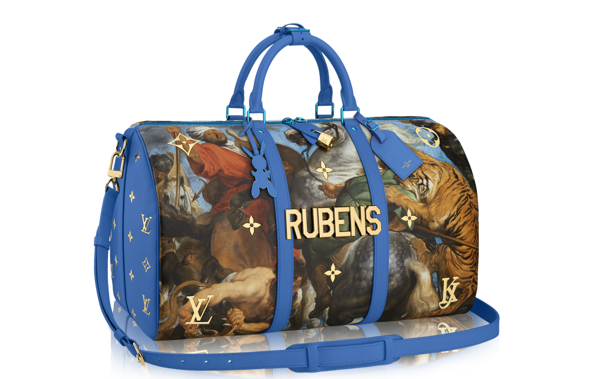 see every piece of louis vuitton u0026 39 s collaboration with jeff koons