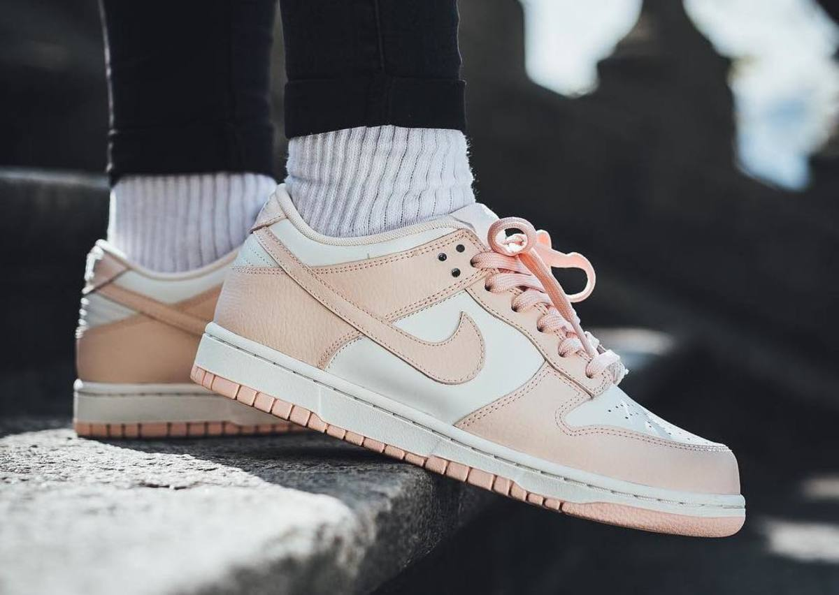 4557857c9148 The Best  Millennial Pink  Sneakers to Buy Right Now - Fashionista