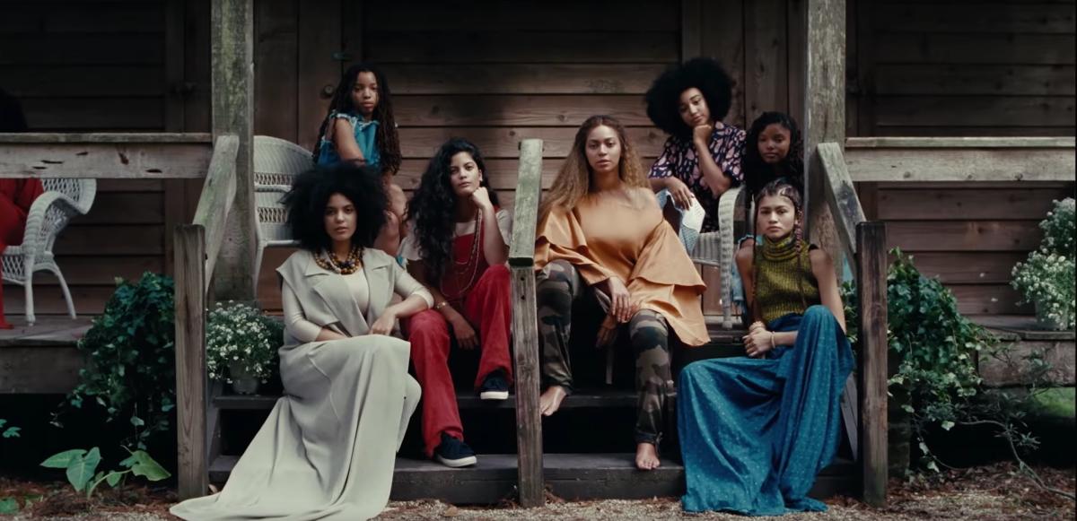 Screengrab: Beyoncé Vevo