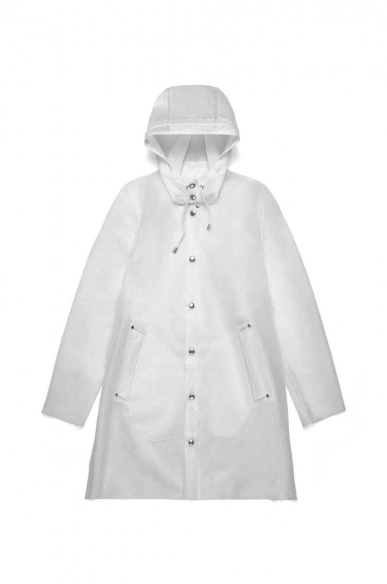 Mosebacke raincoat, $585, available at Stutterheim