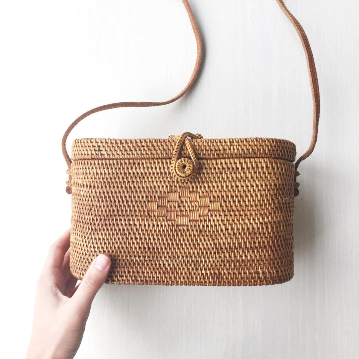 Bembien Harper Bag, $185, available at Bembien.
