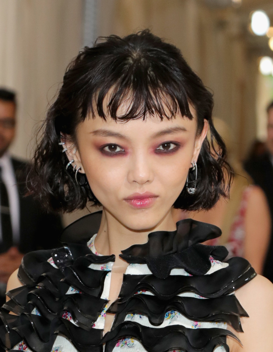 Rila Fukushima. Photo: Neilson Barnard/Getty Images