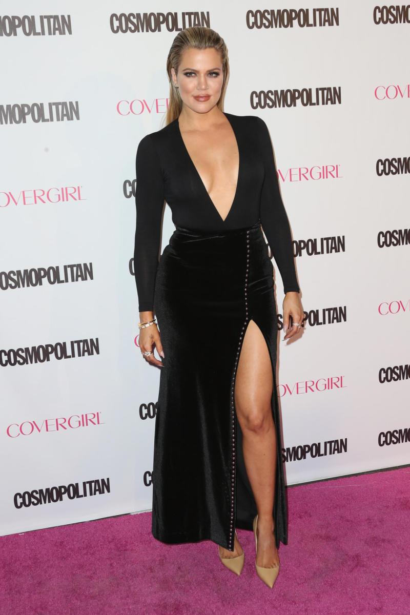 Khloe Kardashian Styled By Monica Rose Photo Getty Images