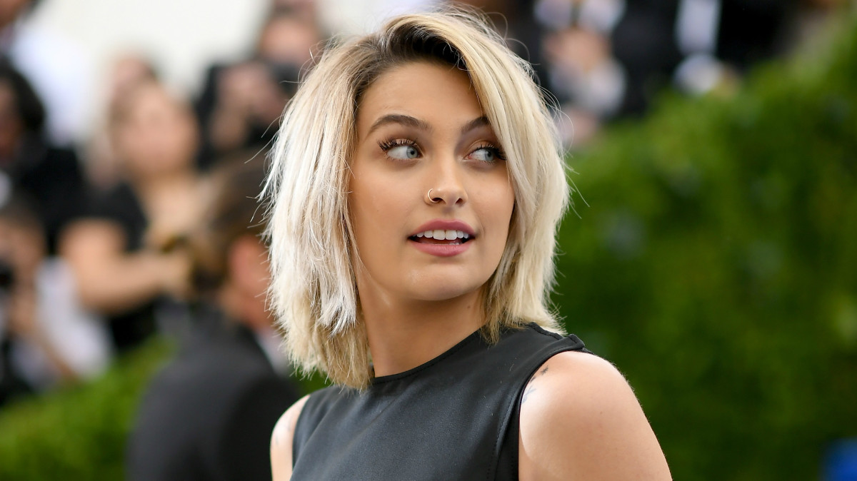 Report Paris Jackson Is The New Face Of Calvin Klein
