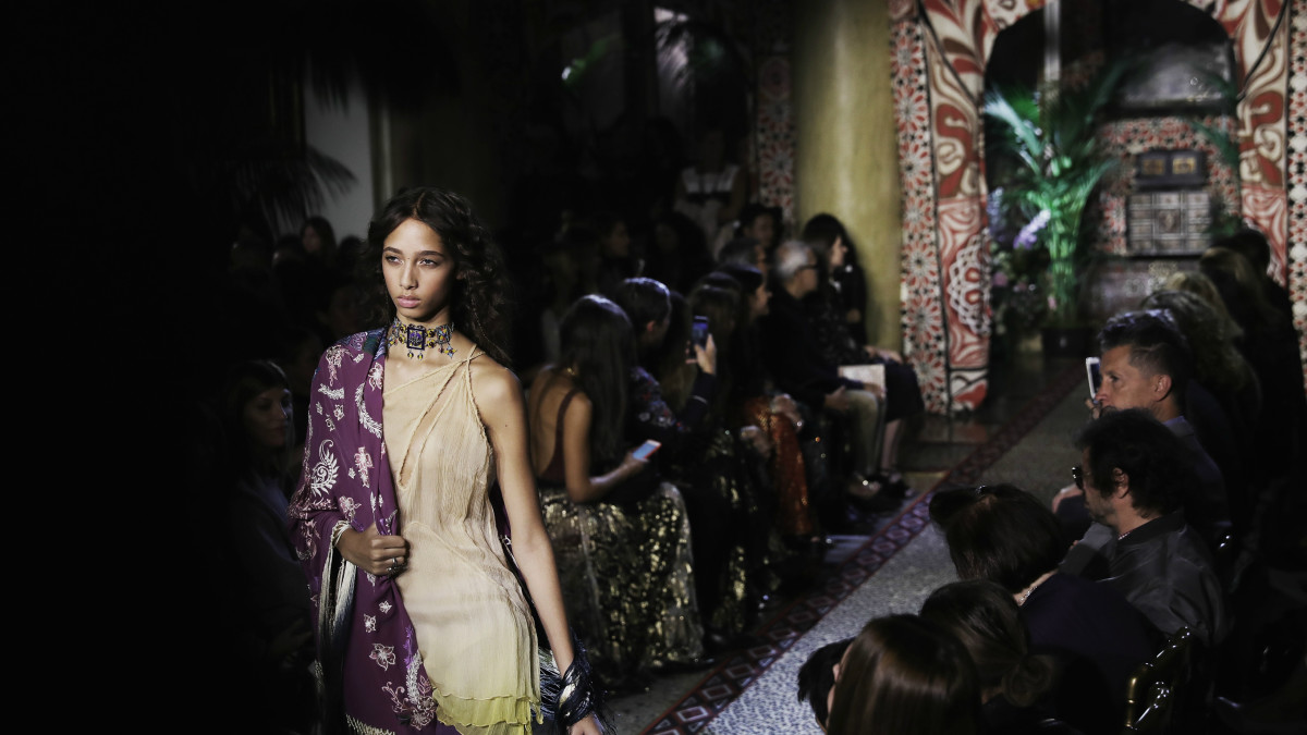 1b965436f9 Roberto Cavalli Appoints English Designer Paul Surridge as New ...