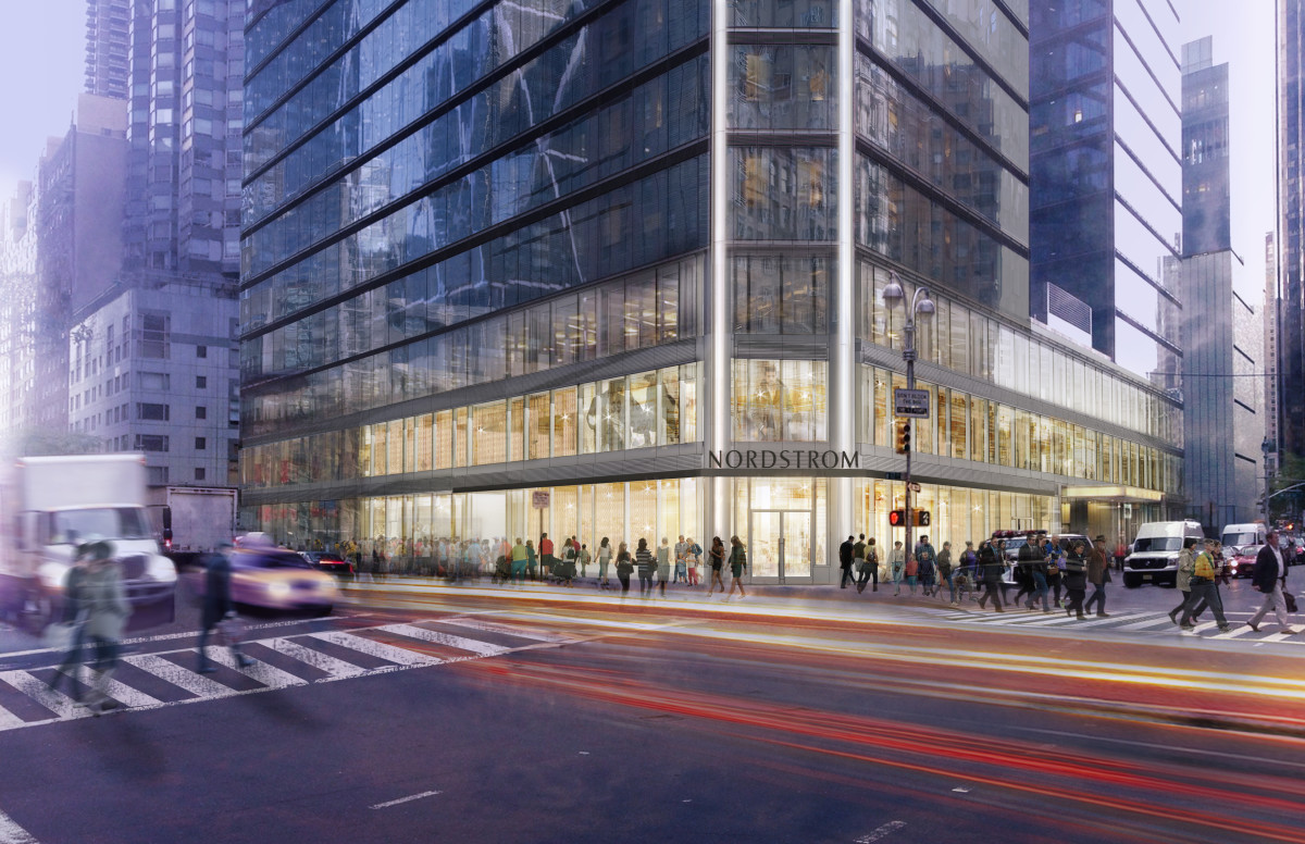 Why Nordstrom Is Opening A New York Men S Store A Year And