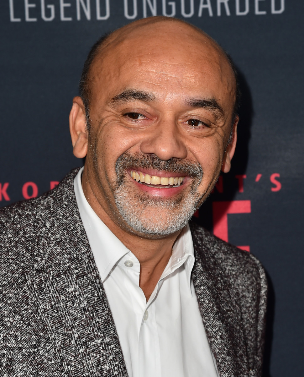 Christian Louboutin. Photo: Alberto E. Rodriguez/Getty Images