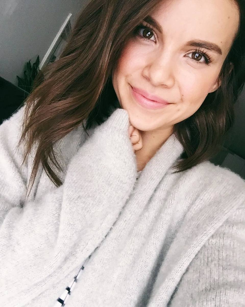 Yes please to clear skin like this. Photo: @ingridnilsen/Instagram