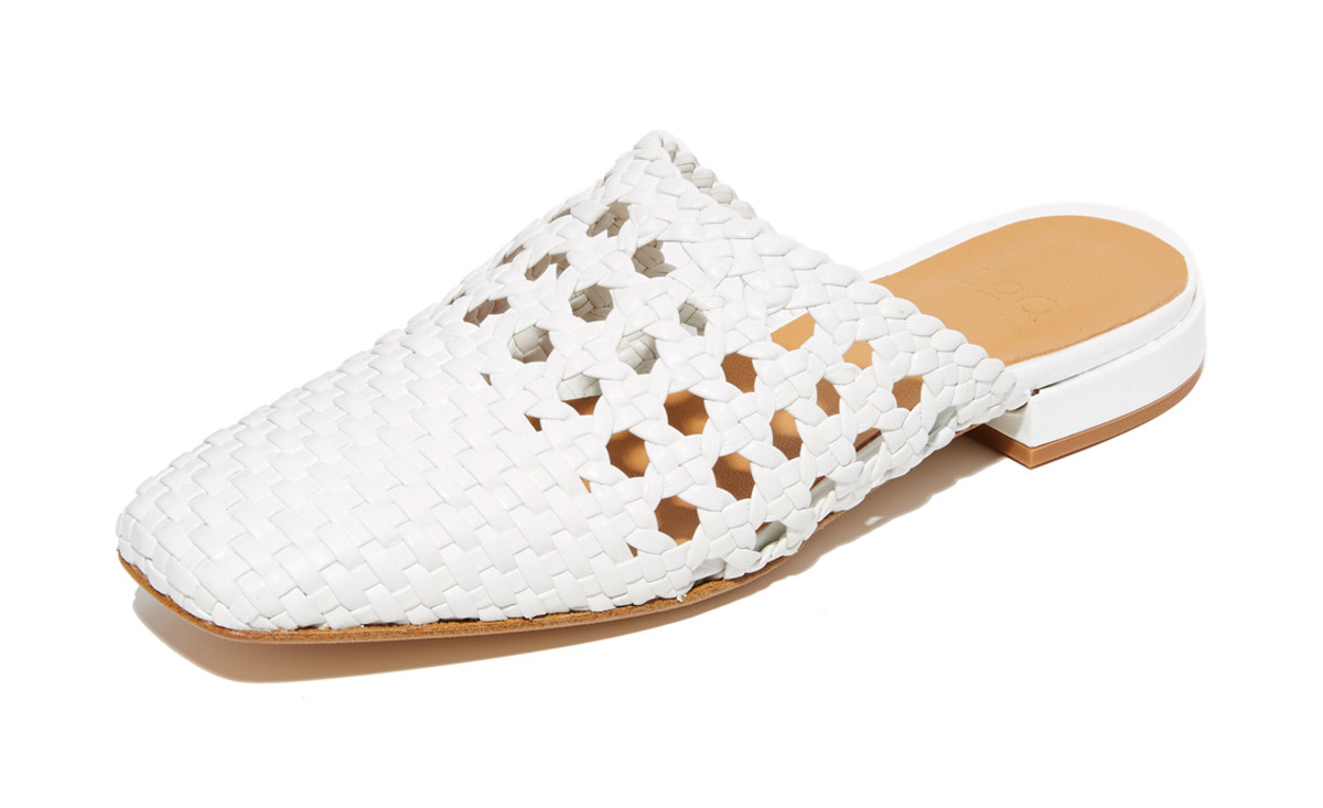 Loq Marti mules, $455, available at Shopbop.