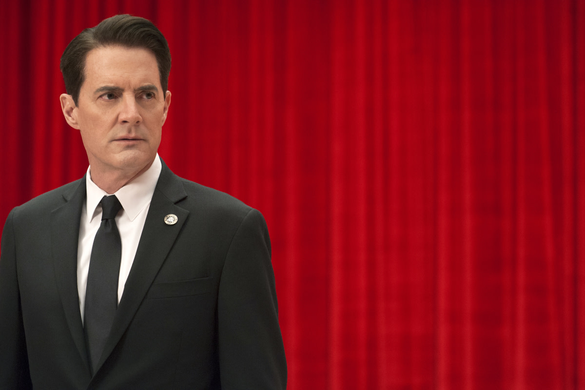 """Dale Cooper in a still from Showtime's """"Twin Peaks."""" Photo: Suzanne Tenner/SHOWTIME"""