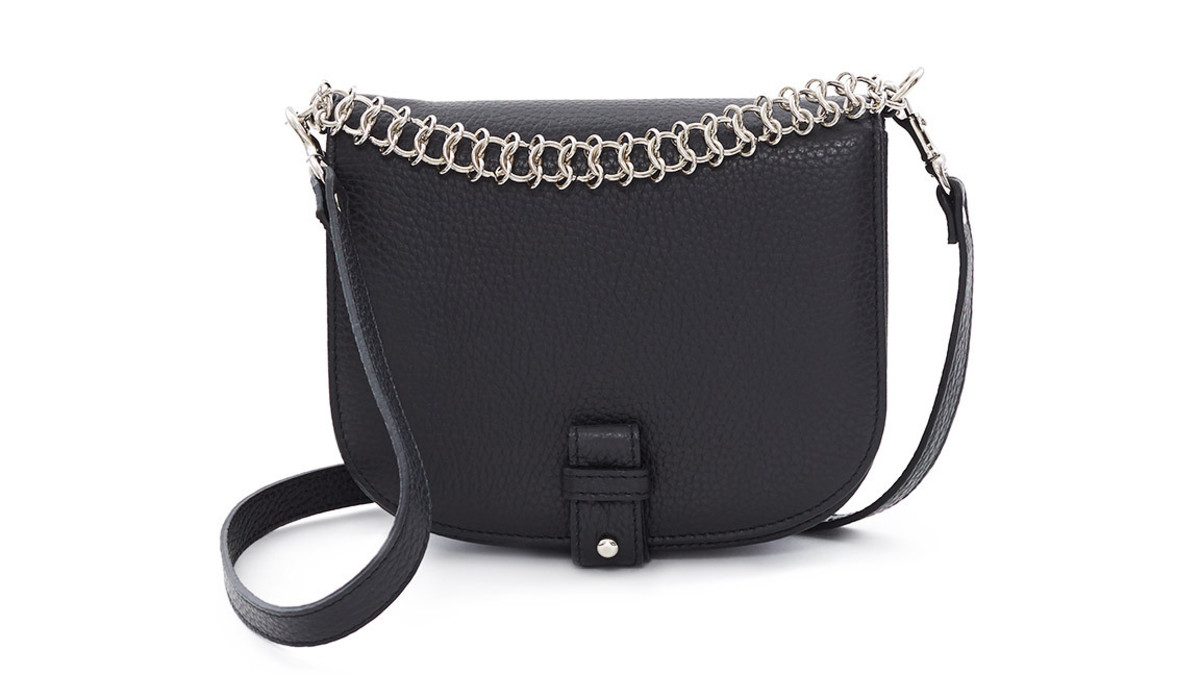 Little Liffner Pebble Small Saddle Up Bag, now $210 (from $350), available at Opening Ceremony