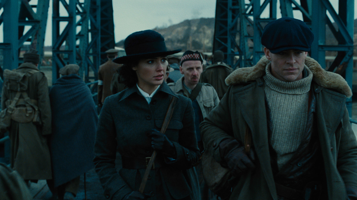 Diana and Steve head off to war. Photo: Warner Bros. Pictures