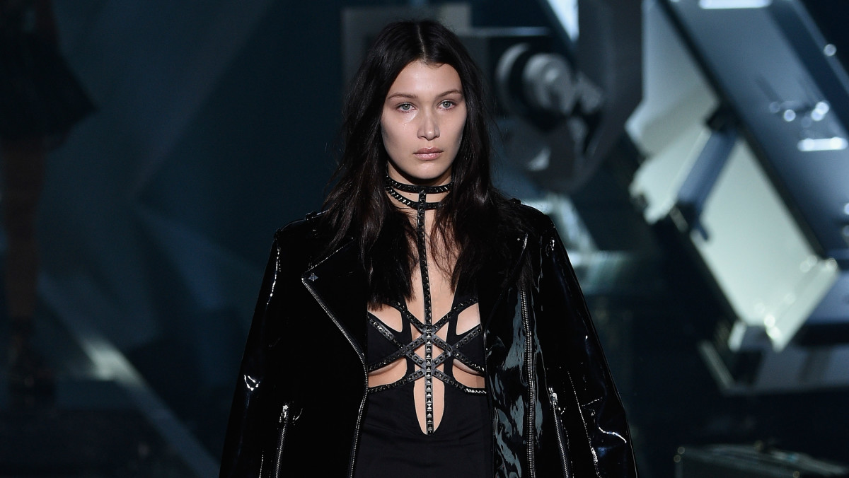 e14c2ad563 Must Read: Philipp Plein Thinks He 'Discovered' Bella Hadid, Nike Stays  Committed to Fighting Climate Change - Fashionista