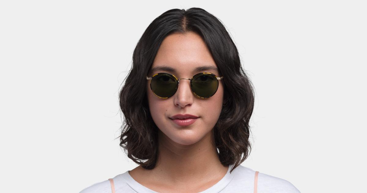 Garrett Leight Wilson sunglasses, $365, available at Barneys and Garrett Leight.