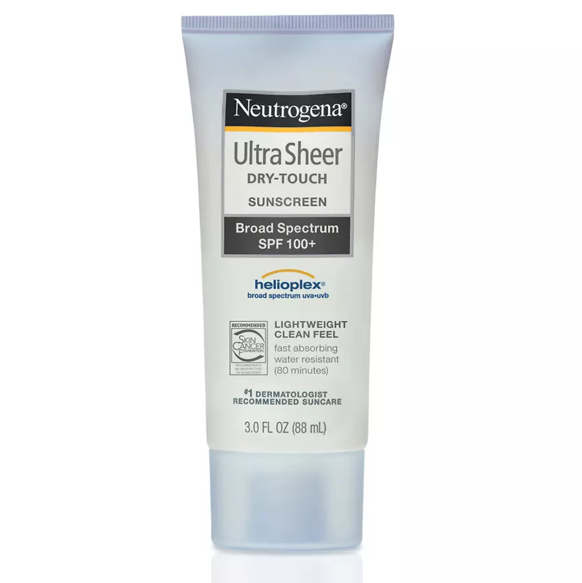 Neutrogena Ultra Sheer Dry-Touch Sunscreen, $12.99, available at Ulta